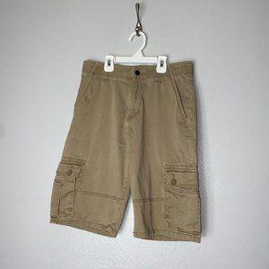 Wrangler Flex Boys Shorts Size 16 Regular